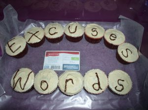 Yummy words