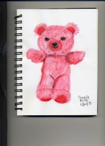 Crayola bear