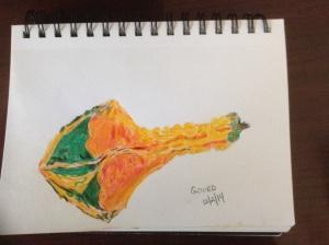 Goofy Gourd
